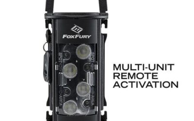 FoxFury Nomad NOW Scene Light: Multi Activation