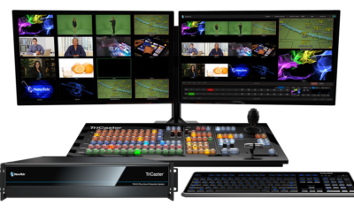 NewTek Tricaster TC410 Plus