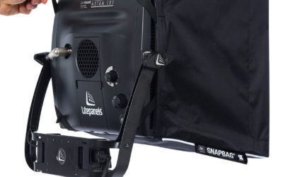 Litepanels Snapbag Softbox for Astra 1×1