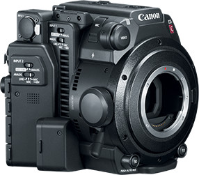 Canon EOS C200B
