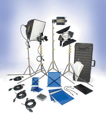 Lowel DV Creator 44 Kit
