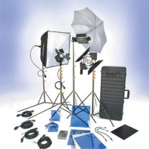 Lowel DV Creator 55 Kit