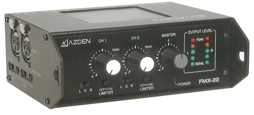 Azden FMX-22