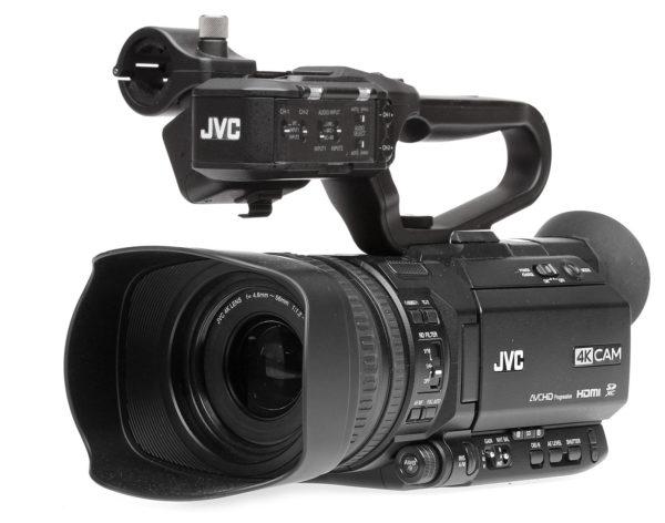 JVC GY-HM180U