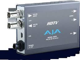 AJA HD10MD4
