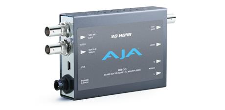 AJA Hi5 3D