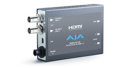 AJA Hi5 3G