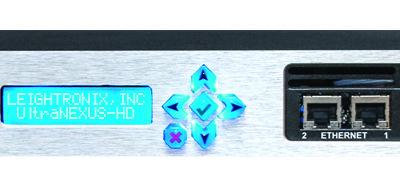 Leightronix UltraNEXUS-HD