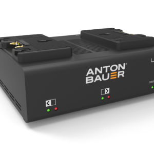 Anton/Bauer LP2 Dual Gold Mount Charger