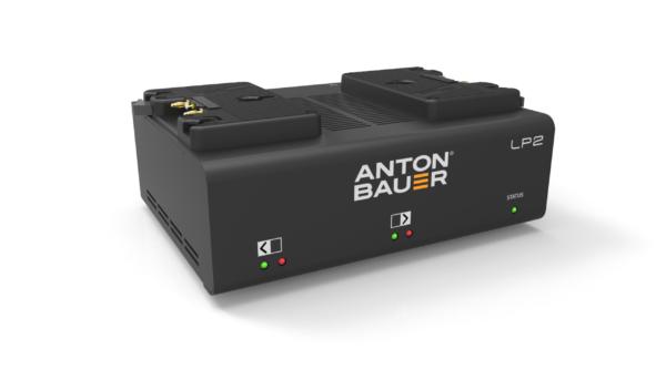 Anton/Bauer LP2 Dual Gold Mount Charger