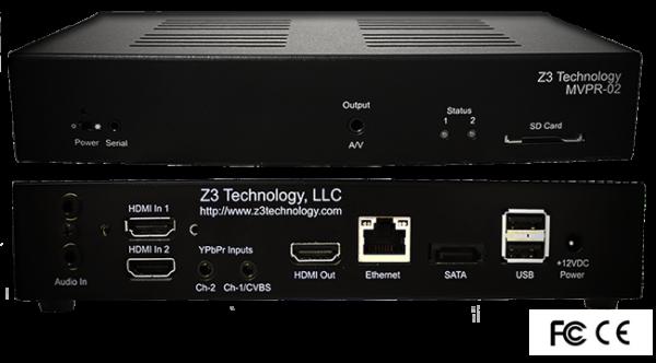 Z3 Technology Z3-MVPR-02