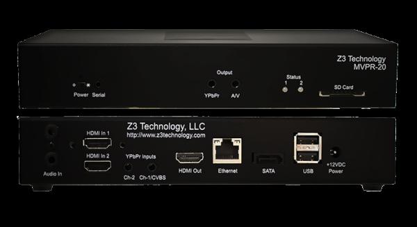 Z3 Technology Z3-MVPR-20