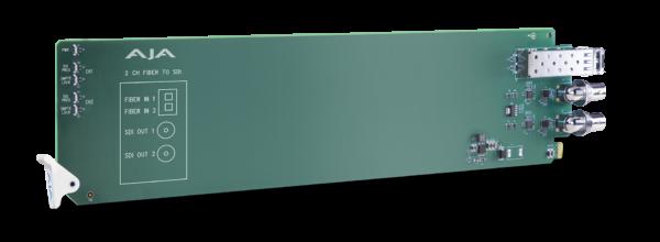 AJA OG-FIBER-2R-MM
