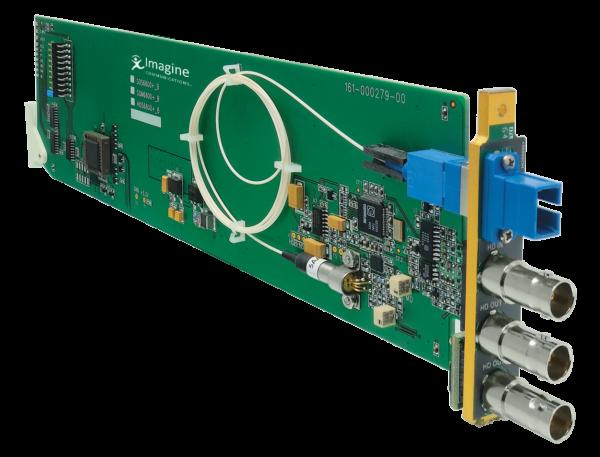 Imagine Communications Selenio 6800+ Fiber Optics