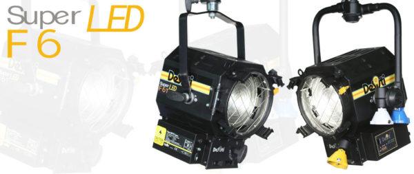 DeSisti Super LED F6