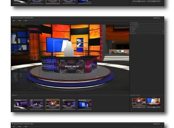 NewTek Virtual Set Editor 2.5
