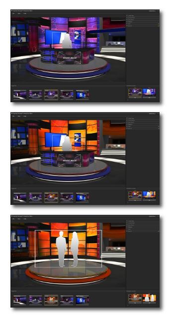 NewTek Virtual Set Editor 2.5