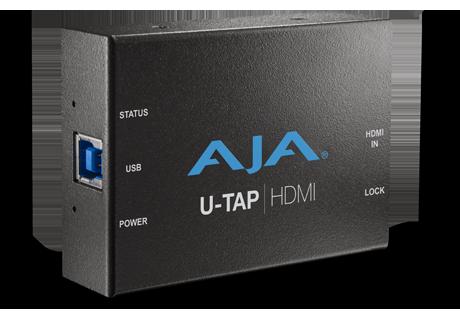 AJA U-TAP HDMI