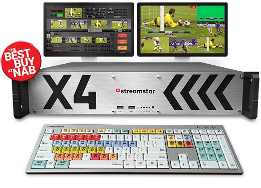 Streamstar X4