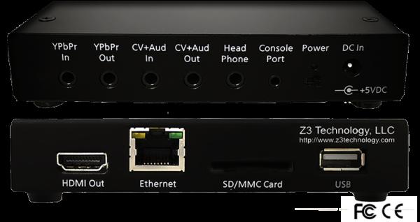Z3 Technology Z3-MVPR-01