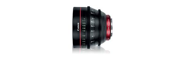 Canon CN-E85mm T1.3 L F
