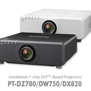 Panasonic PT-DZ780 Series