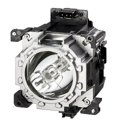 Panasonic Projector Replacement Lamp Chart