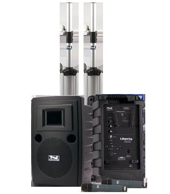 Anchor Audio LIB-DPDUAL-AIR