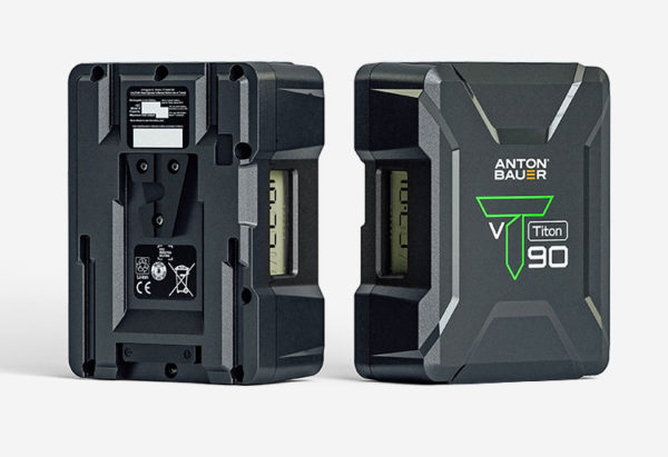Anton/Bauer Titon 90 V-Mount Battery